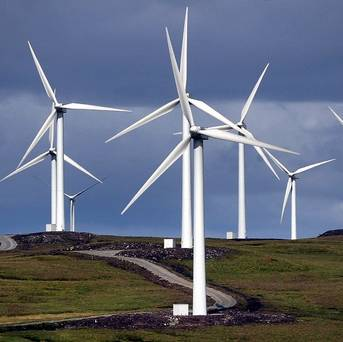 Gaelectric Launches Dunbeg Wind Farm in Ireland