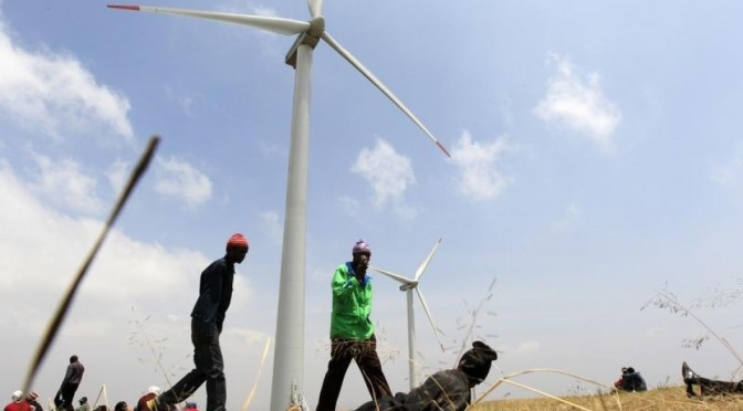 Lake Turkana Wind Power gets financial backing