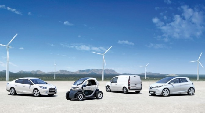 Renault-Nissan Alliance Sells 200,000 Electric Vehicles