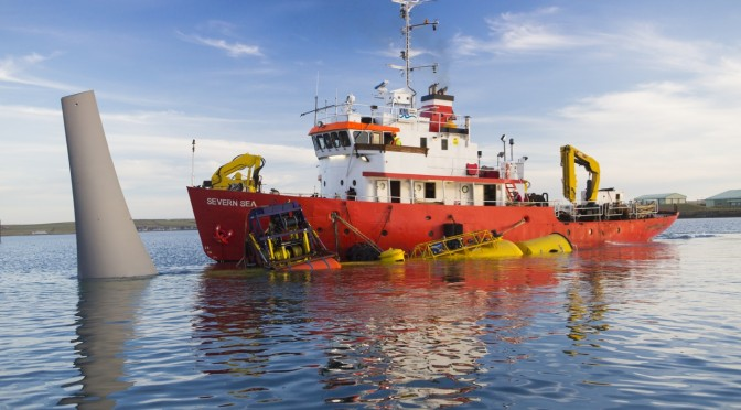 Alstom's tidal turbines have generated over 1GWh to the Scottish grid