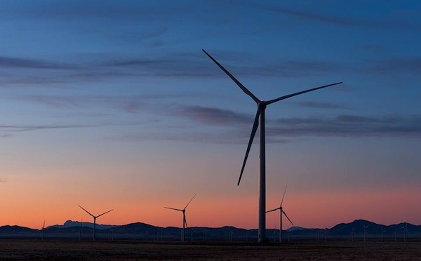Wind power, a safe source of electricity