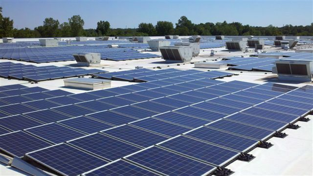 IKEA to Increase Size of Michigan's Largest Rooftop Solar Power Array
