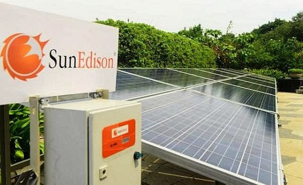 SunEdison strikes renewable energy portfolio