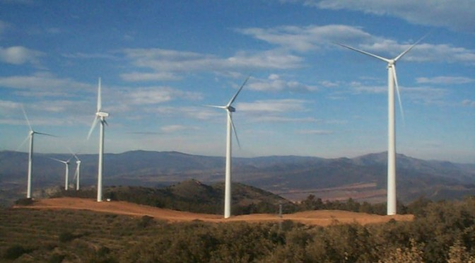 Wind energy in Uruguay: Enel Green Power links 50 MW wind farm