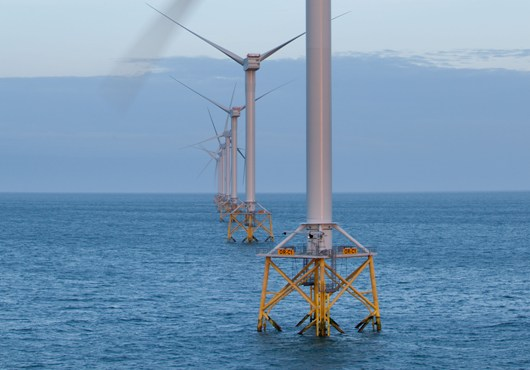 Newcastle yard awarded key contract for offshore wind farm