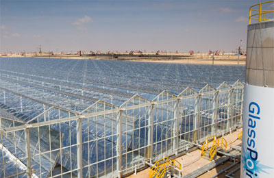 GlassPoint to Build California's Largest Concentrated Solar Power (CSP) Project