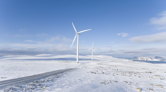 Norway identifies 13 preferred areas for new wind power projects