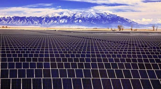 Total, SunPower build 70 MW photovoltaic solar power plant in Chile