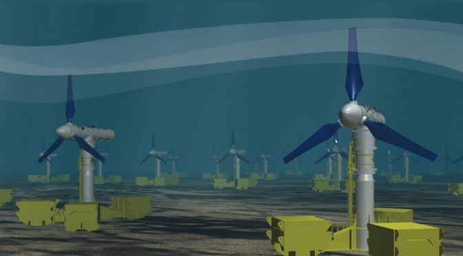 Atlantis Awarded Feed-in Tariff for 4.5MW of Tidal Energy in Canada