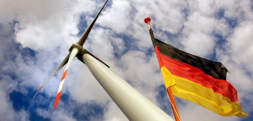 Wind energy in Germany: wind turbines reached a record high in 2014, with 4,750 MW