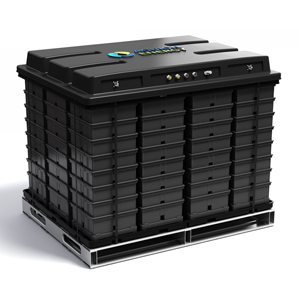 Grid Batteries for Wind Energy and Solar Power Find First Customers