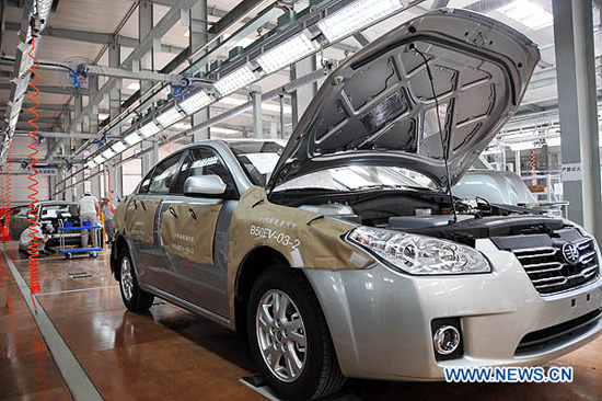 China announced the plan to continue giving subsidies for electric vehicles until 2020