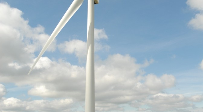 Wind energy in Belgium: Gamesa wind turbines for wind power project of EDF and Eneco