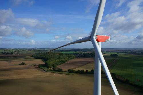 Wind energy in Poland: Nordex wind turbines for a wind farm of RWE Innogy