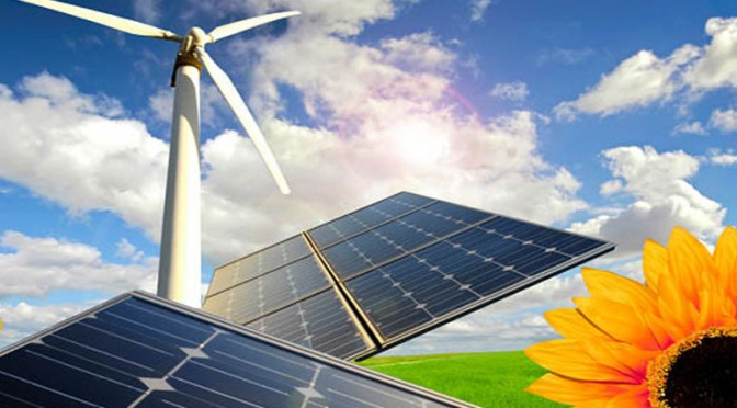 SunEdison to build 5 GW of wind power and solar energy in Karnataka, India