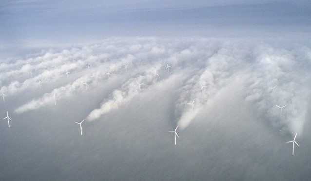 Denmark wants to build massive offshore wind energy plant