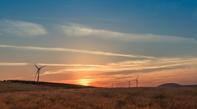 Wind energy in Thailand: Gamesa wind turbines for three wind power plants