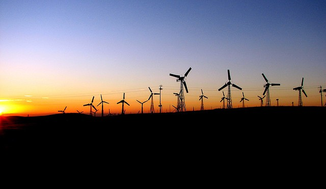 Quinbrook to repower California wind farm