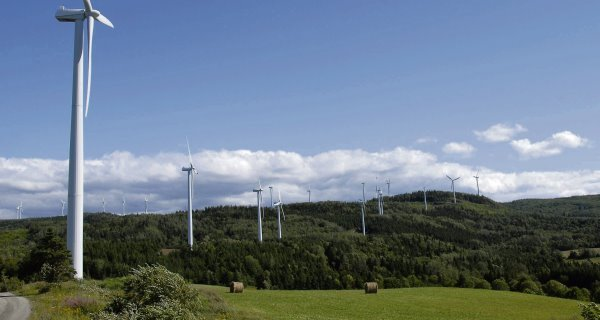 Natural Power completes Old Mill Wind Farm