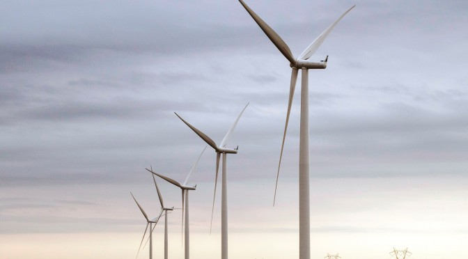 Enel's 300MW wind farm in the US