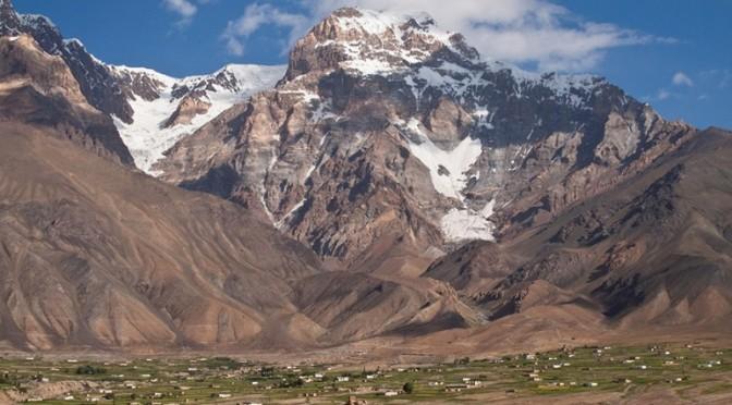 Solar Energy in Tajikistan's Mountains