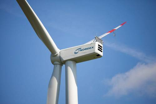 Wind energy in South Africa: Nordex awarded 111 MW wind power project with 37 N117/3000 wind turbines