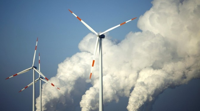 Ambitious UN climate deal could be investment opportunity for European wind energy industry