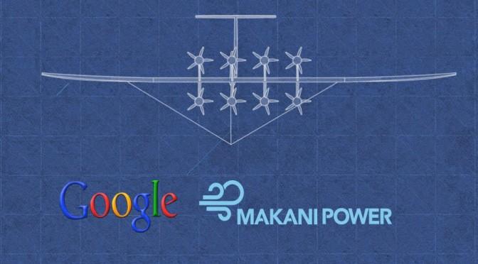 Google to launch airborne wind turbines