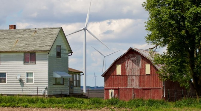 Ohio lawmakers fail to fix wind energy setback rule in budget