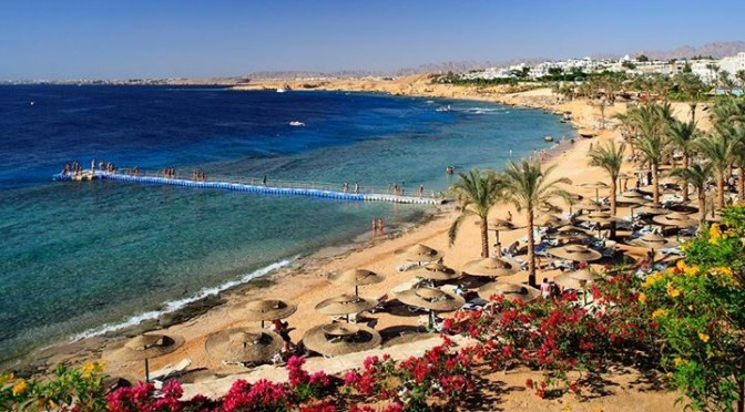 Egypt's Sharm El-Sheikh to use solar power
