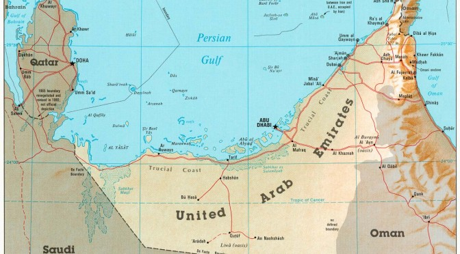 United Arab Emirates wind power projects