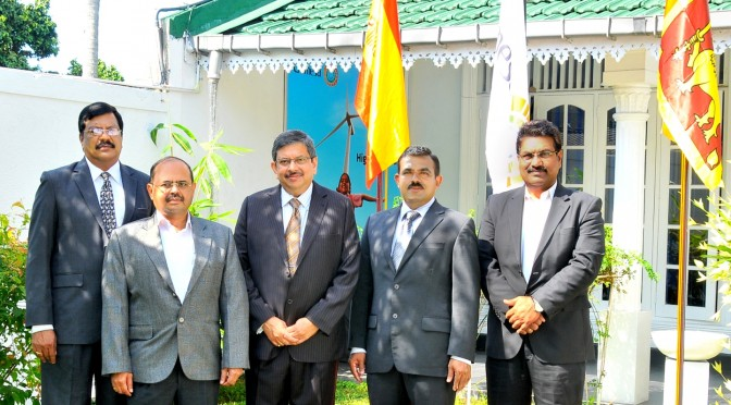 Sri Lanka is expected to increase installed wind power capacity to 200 MW by 2017