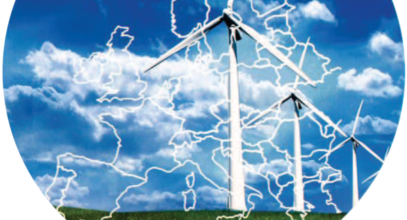 New European Wind Atlas (NEWA) project to produce the best database of wind power characteristics throughout Europe
