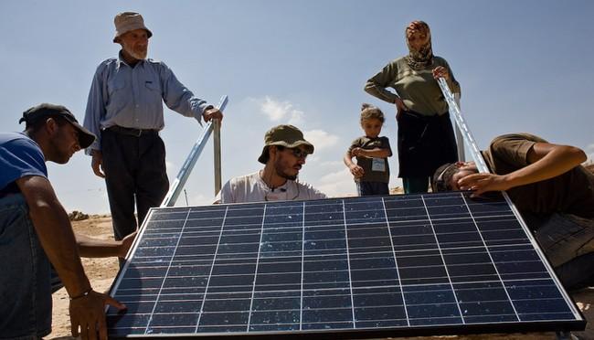 Gaza to get 30 MW of solar energy