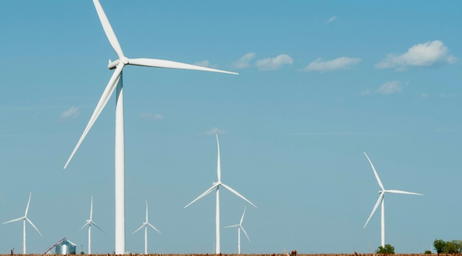 EDF Renwable Energy and Kimberly-Clark announce commercial operation at Rock Falls Wind Project