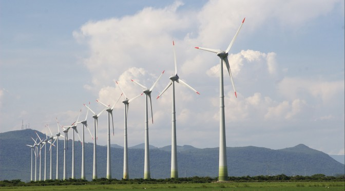 Elecnor secures the USD 89 million contract for a new wind farm in the Dominican Republic