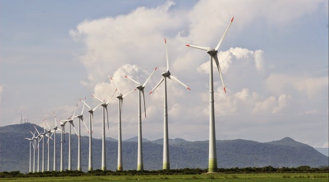 Elecnor places 73 million euros for its wind power in Brazil