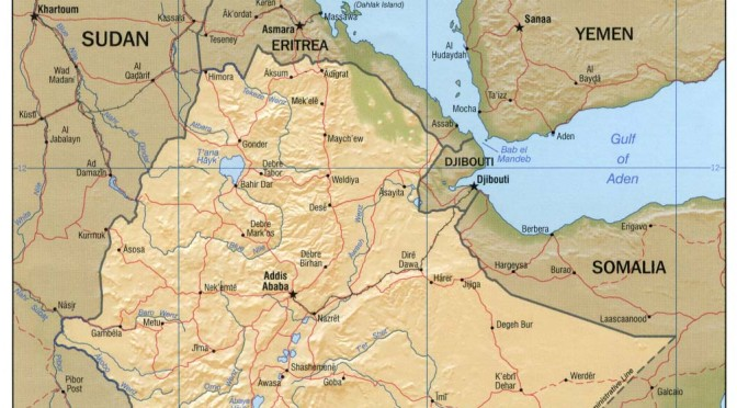 Wind power in Ethiopia: Four new wind farm projects