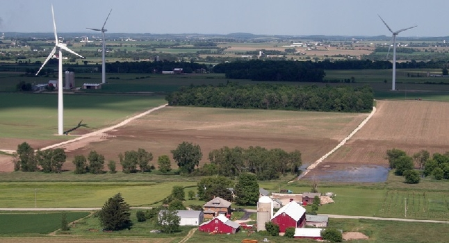 WEC Energy to invest $345M in Illinois wind farm