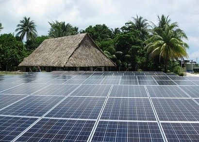 Kiribati to benefit from new photovoltaic solar power system
