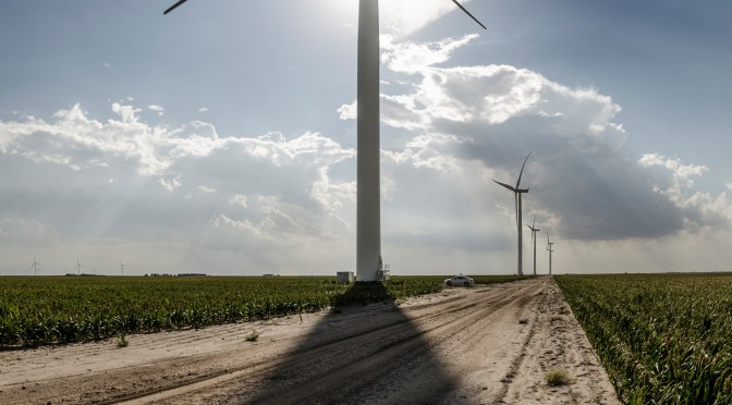 Pattern Energy Acquires Amazon Wind Farm (Fowler Ridge) Project from Pattern Development