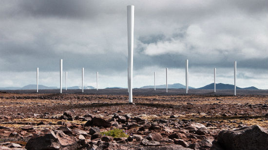 Bladeless Wind Turbines – Less Efficient in the Conversion of Captured Wind Power Into Electrical Energy