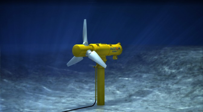 New European programme to fund open sea testing for ocean energy