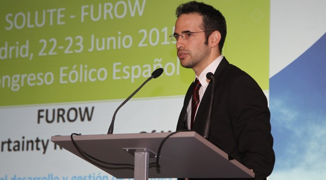 Solute in the Spanish Wind Congress