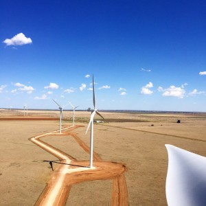 Energies Nouvelles commissions the 200 MW Longhorn wind farm