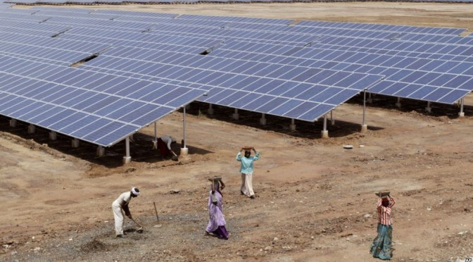 EDF Renewables and Total Eren sign PPA for more than 700 MWp of solar energy in India
