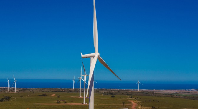 Enel Green Power has started construction of the 140MW Oyster Bay wind farm in South Africa.