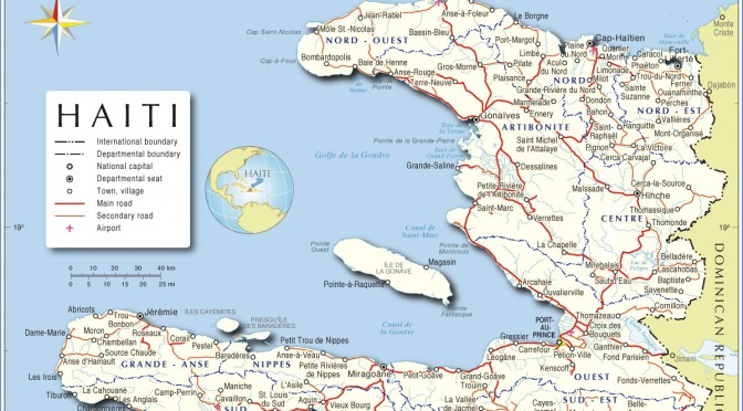 Pilot Project in wind energy in Haiti