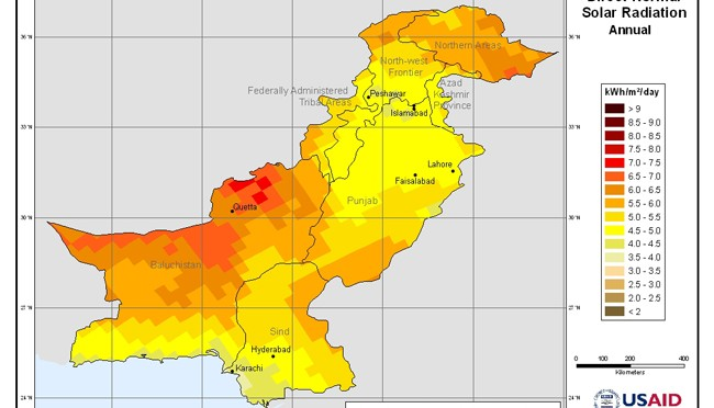 Five solar energy projects initiated in Sindh