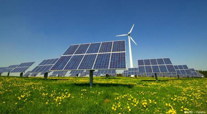 Another Record Breaking Year for Renewable Energy: More renewable energy capacity for less money